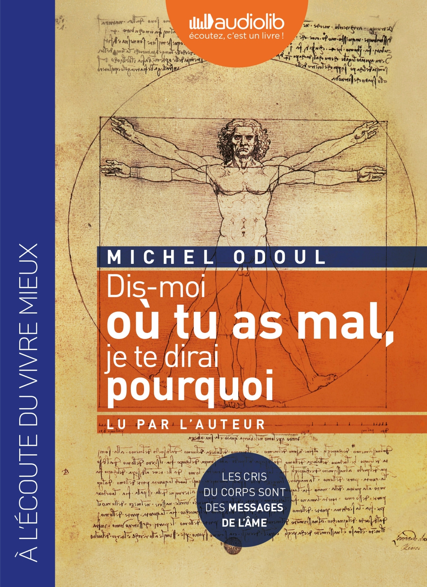 DIS-MOI OU TU AS MAL, JE TE DIRAI POURQUOI - LIVRE AUDIO 1 CD MP3 - LIVRET 4 PAGES - TEXTE ADAPTE
