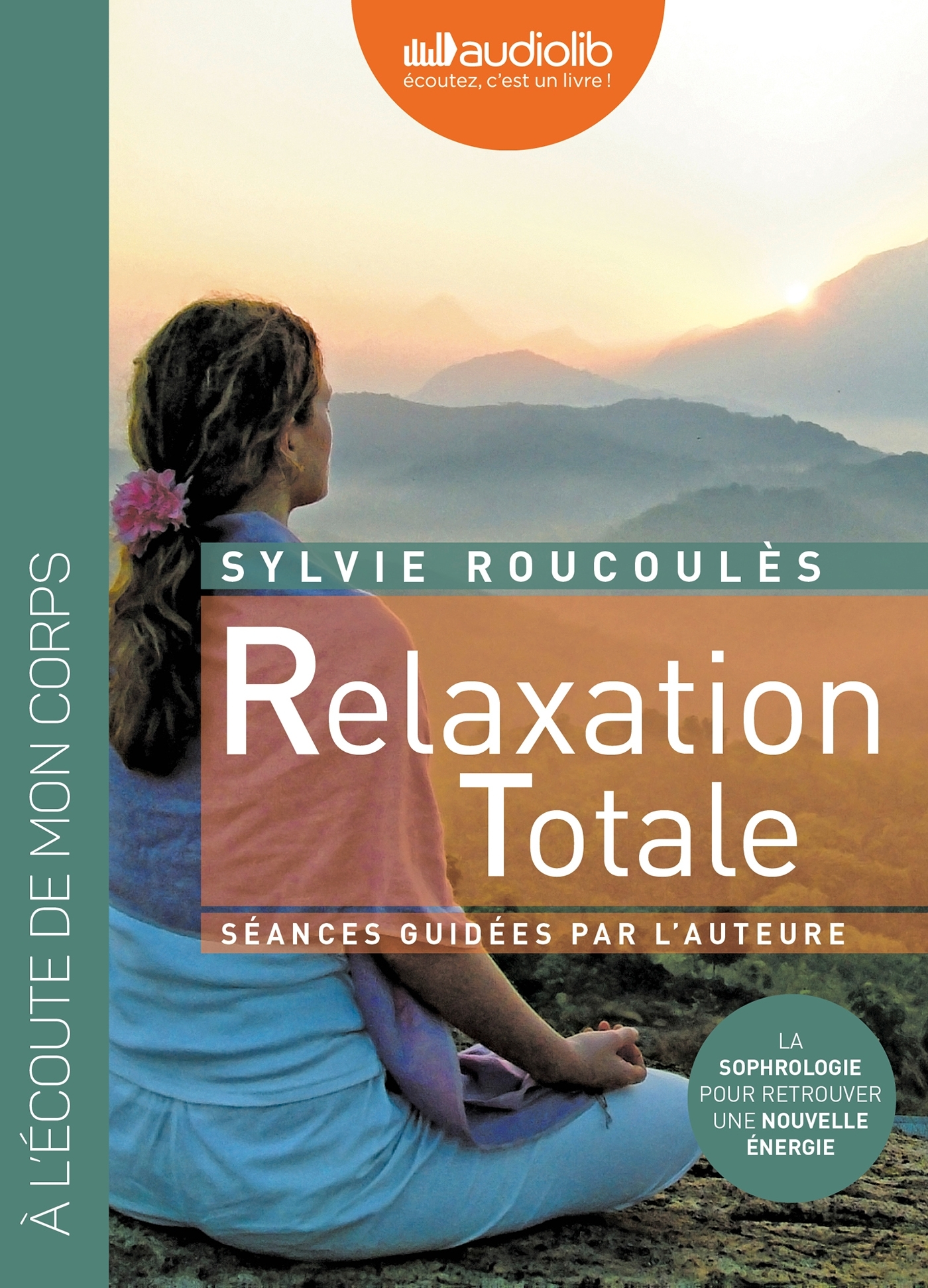 RELAXATION TOTALE - LIVRE AUDIO 1 CD AUDIO