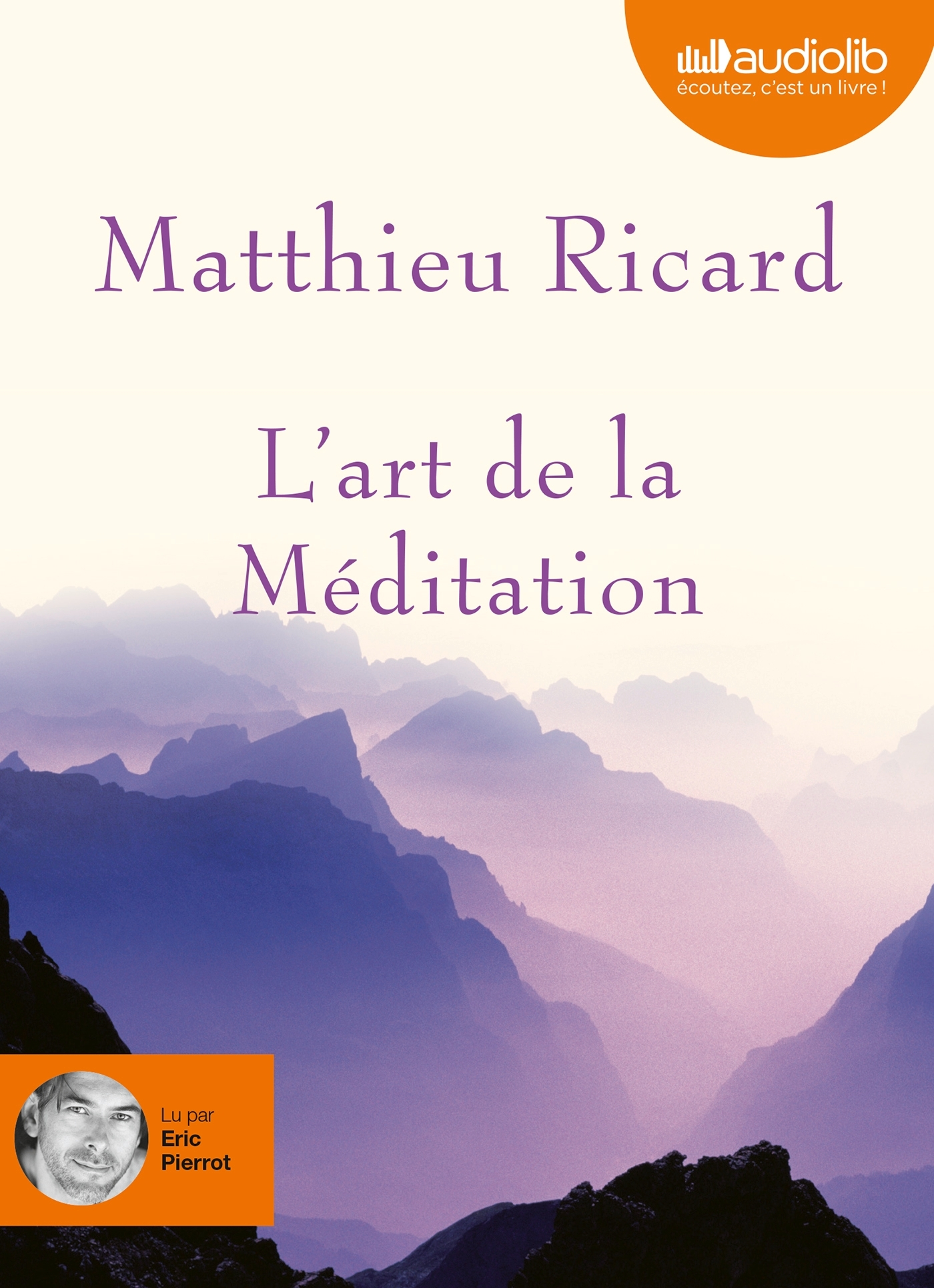 L'ART DE LA MEDITATION - LIVRE AUDIO 1CD MP3