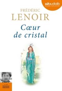 COEUR DE CRISTAL - LIVRE AUDIO 1 CD MP3