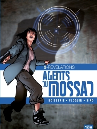 AGENTS DU MOSSAD - TOME 03