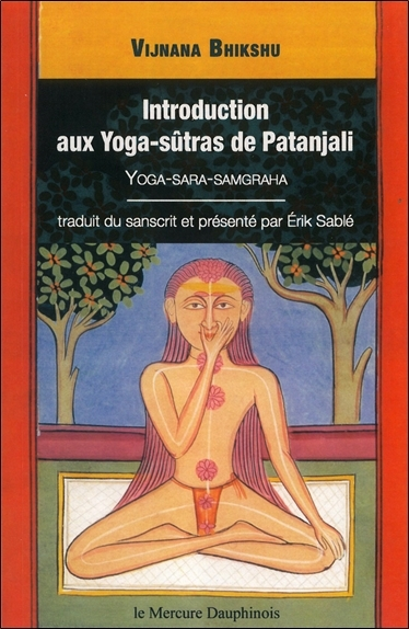 INTRODUCTION AUX YOGA-SUTRAS DE PATANJALI - VIJNANA BIKSHU