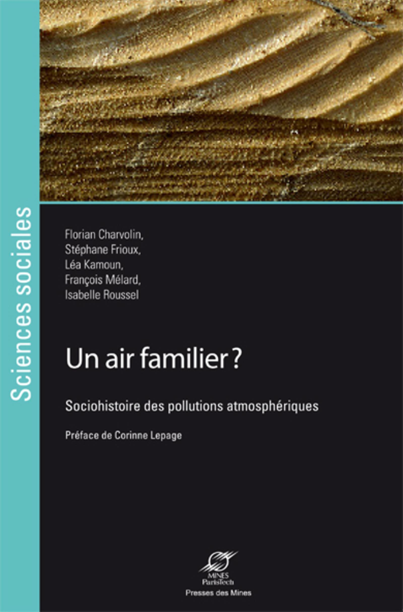 UN AIR FAMILLIER  SOCIOHISTOIRE DES POLLUTIONS ATMOSPHERIQUES