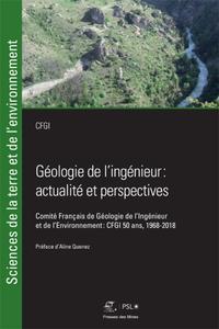 GEOLOGIE DE L INGENIEUR  ACTUALITE ET PERSPECTIVES