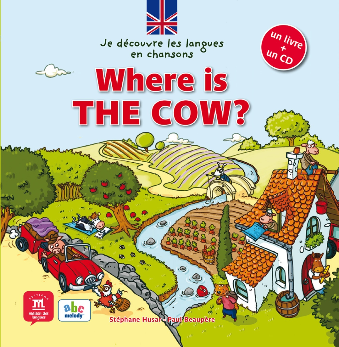 WHERE IS THE COW + CD