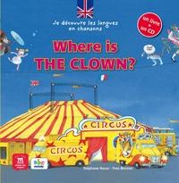 WHERE IS THE CLOWN + CD