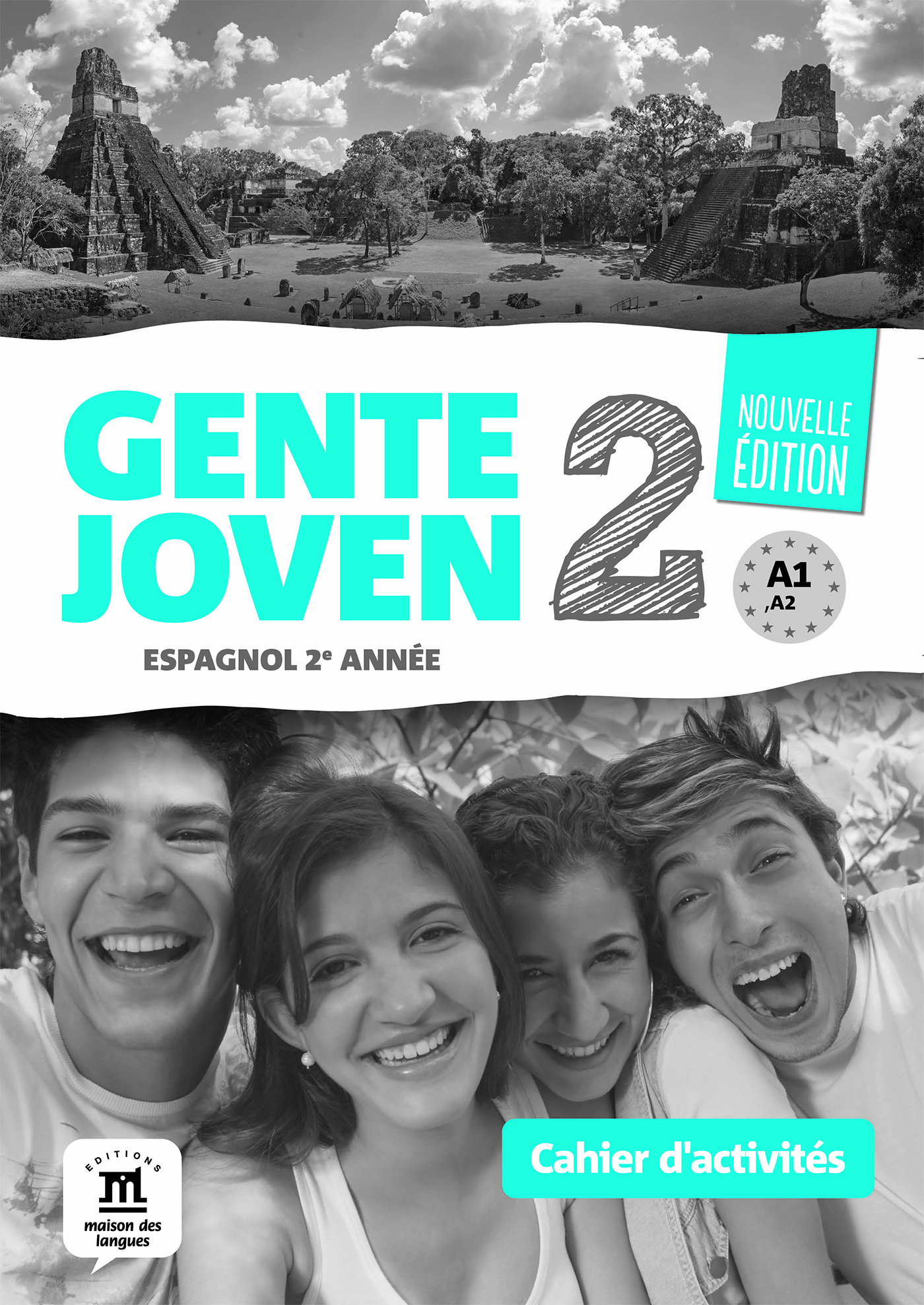 GENTE JOVEN 2 NED - CAHIER D'EXERCICES