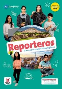 REPORTEROS 3E - LIVRE DE L'ELEVE