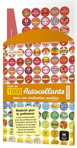 PACK D'AUTOCOLLANTS ALLEMAND