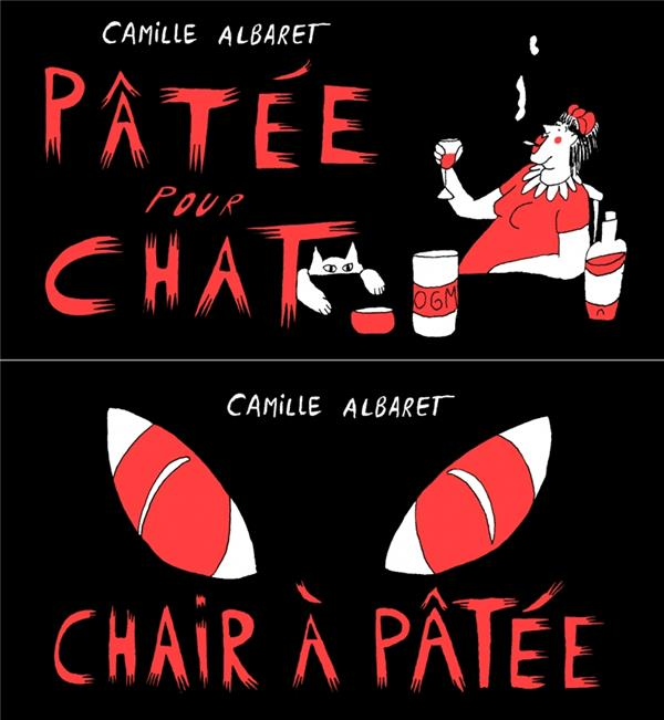 PATEE POUR CHAT / CHAIR A PATEE