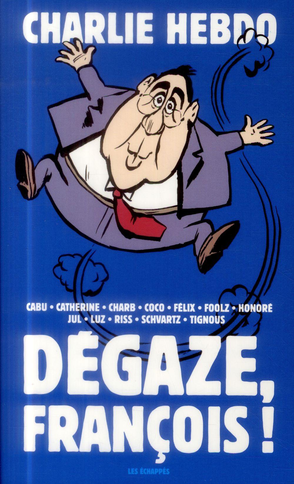 DEGAZE, FRANCOIS !
