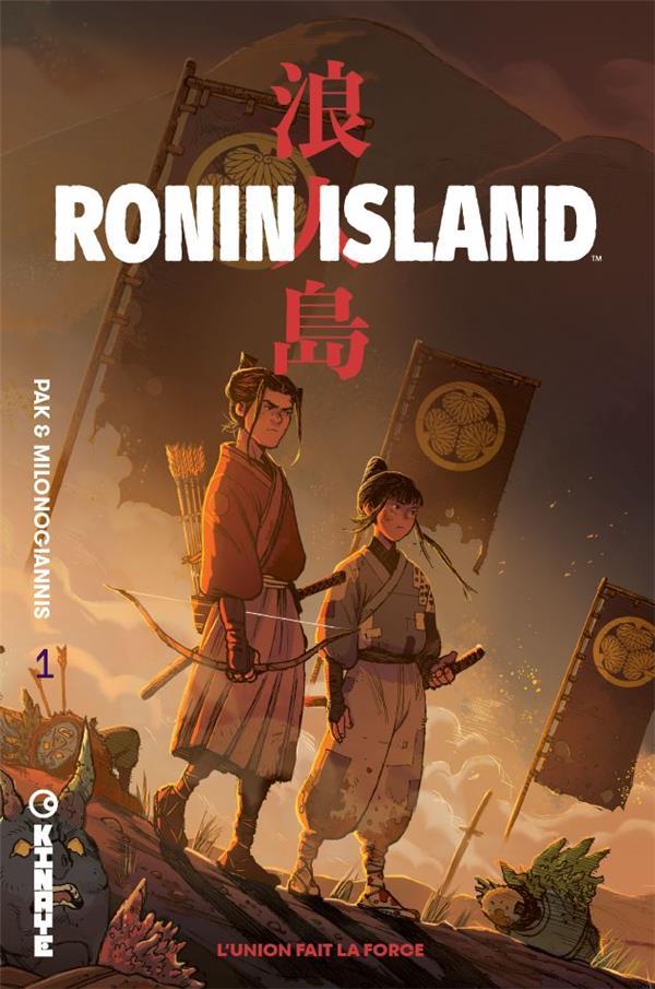 RONIN ISLAND - L'UNION FAIT LA FORCE