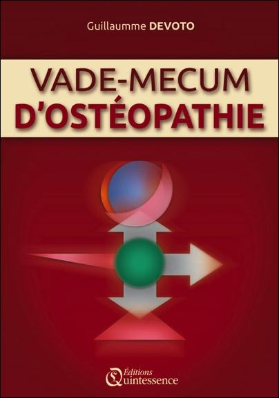 VADE-MECUM D'OSTEOPATHIE
