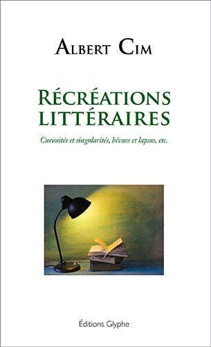 RECREATIONS LITTERAIRES