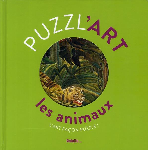 ANIMAUX PUZZL'ART (LES)