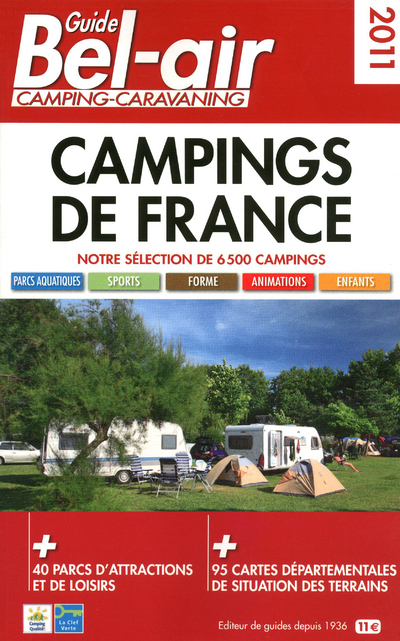 GUIDE BEL AIR CAMPING FRANC 11