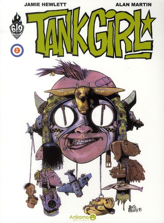TANK GIRL T02