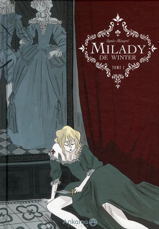MILADY DE WINTER T01