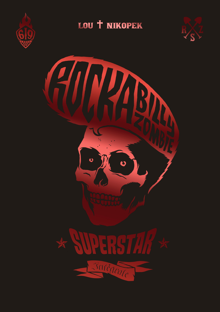 ROCKABILLY ZOMBIE SUPERSTAR INTEGRALE
