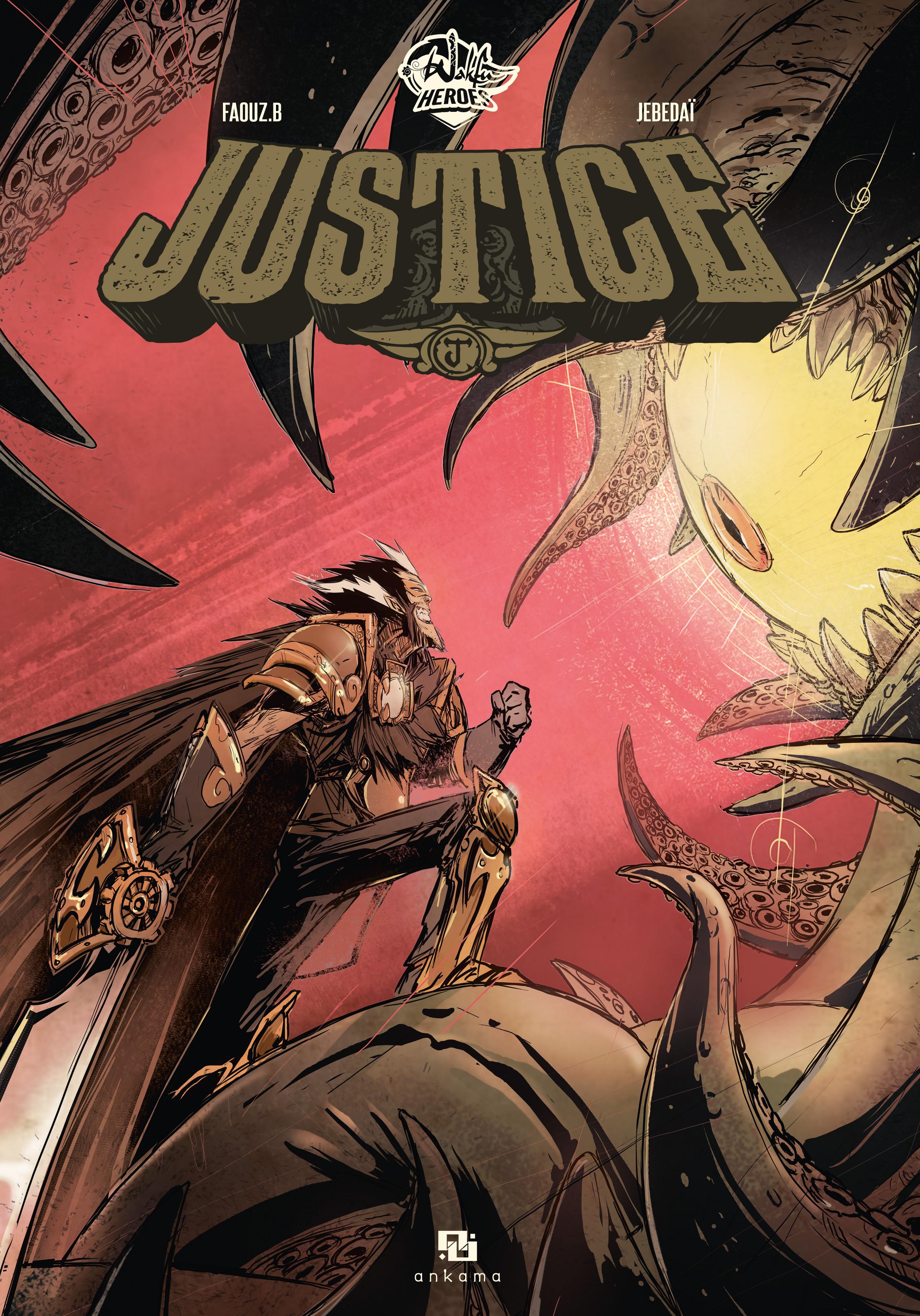 WAKFU HEROES JUSTICE