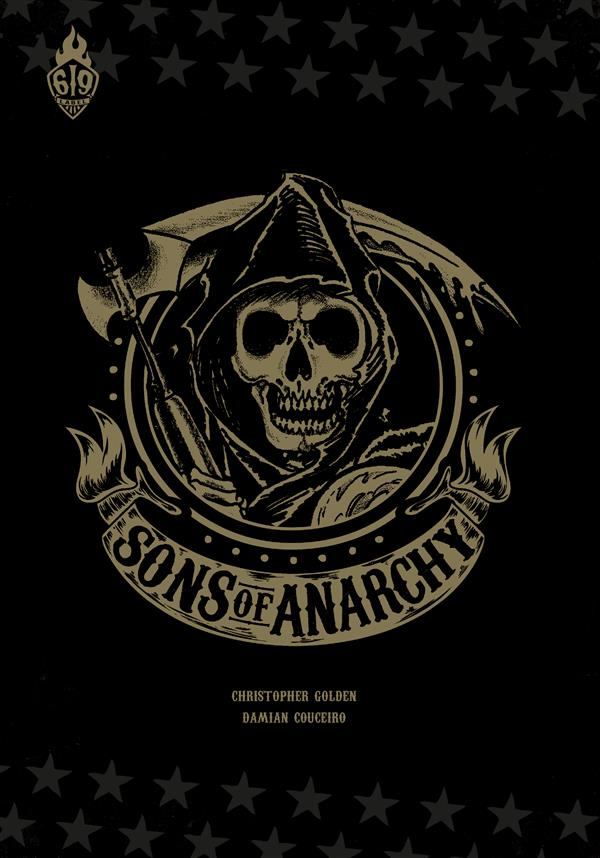 SONS OF ANARCHY T01