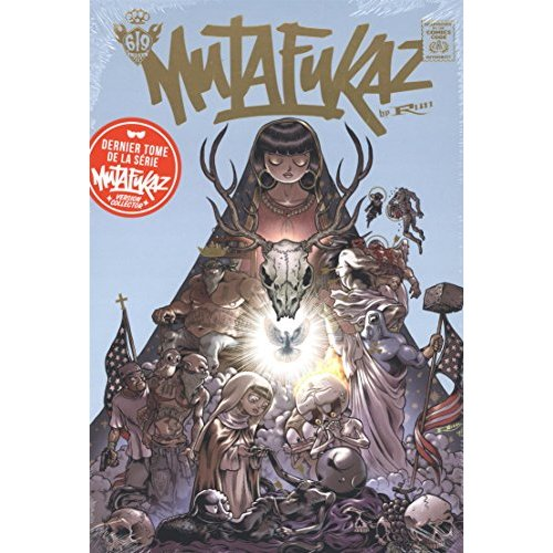 MUTAFUKAZ T05 COLLECTOR