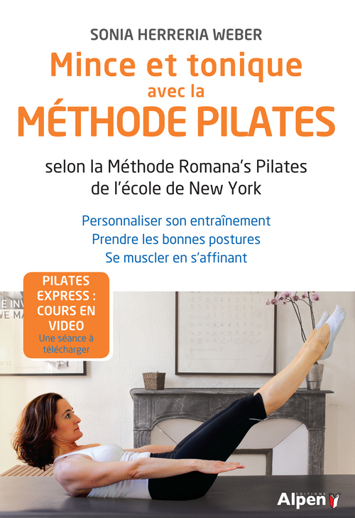 MINCE ET TONIQUE GRACE A LA METHODE PILATES