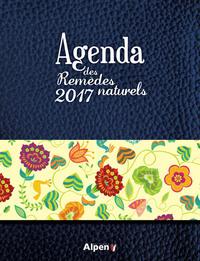 AGENDA DES REMEDES NATURELS 2017