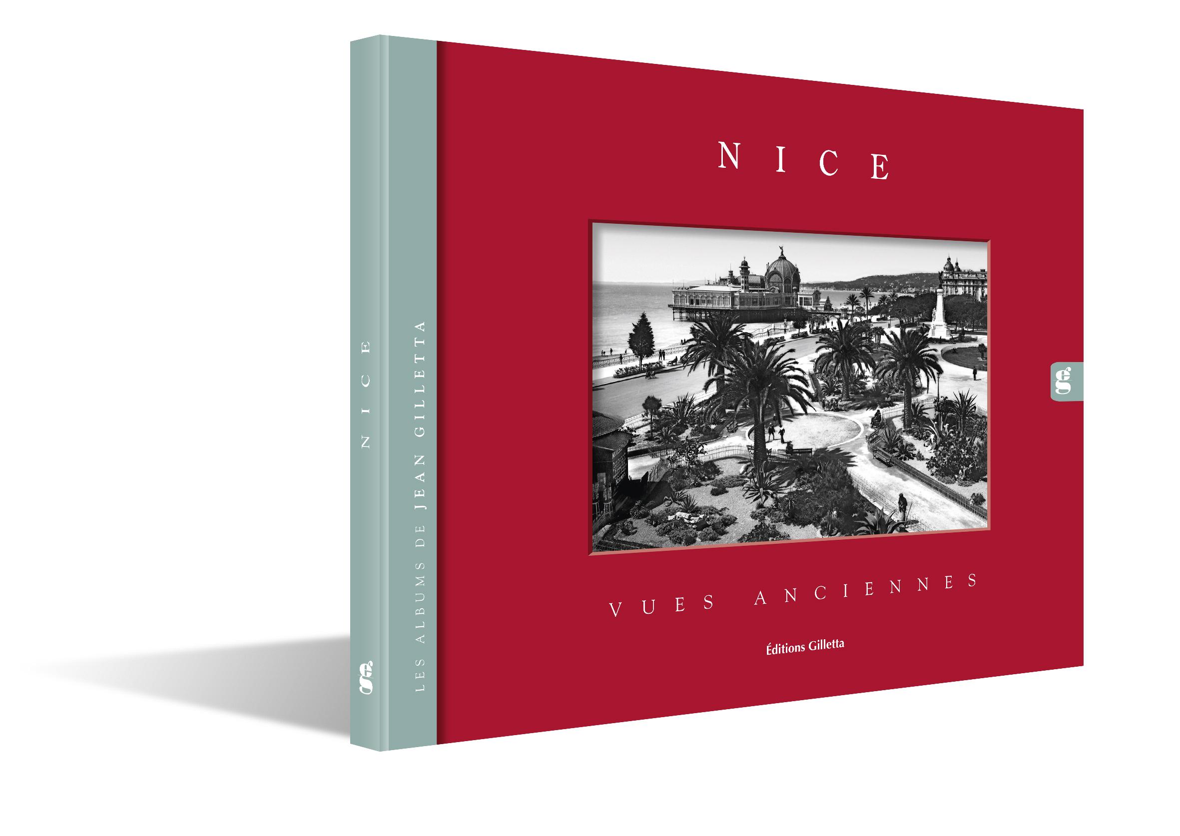 NICE, VUES ANCIENNES (FR / ANG)