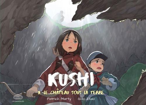 KUSHI T3 KUSHI T3-LE CHATEAU SOUS LA TERRE