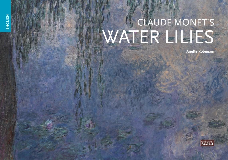 WATER LILIES LES NYMPHEAS DE CLAUDE MONET GB