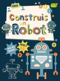 CONSTRUIS UN ROBOT 3D