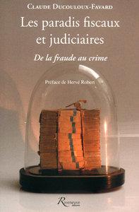 PARADIS FISCAUX ET JUDICIAIRES