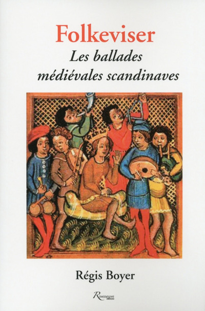 FOLKEVISER - BALLADES MEDIEVALES SCANDINAVES