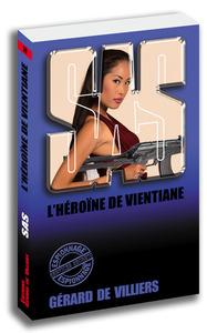 SAS 28 L'HEROINE DE VIENTIANE