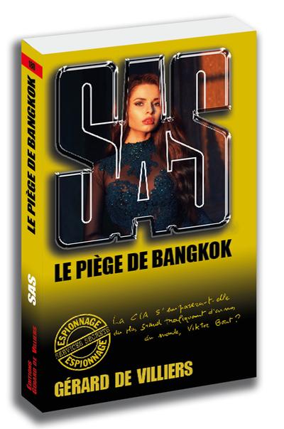 SAS 180 LE PIEGE DE BANGKOK