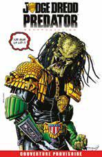 JUDGE DREDD / PREDATOR : CONFRONTATION - ED. HARDCORE