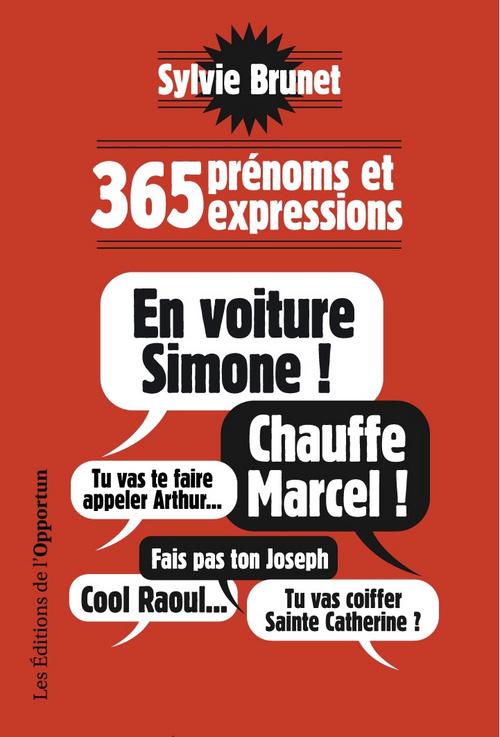 365 PRENOMS ET EXPRESSIONS