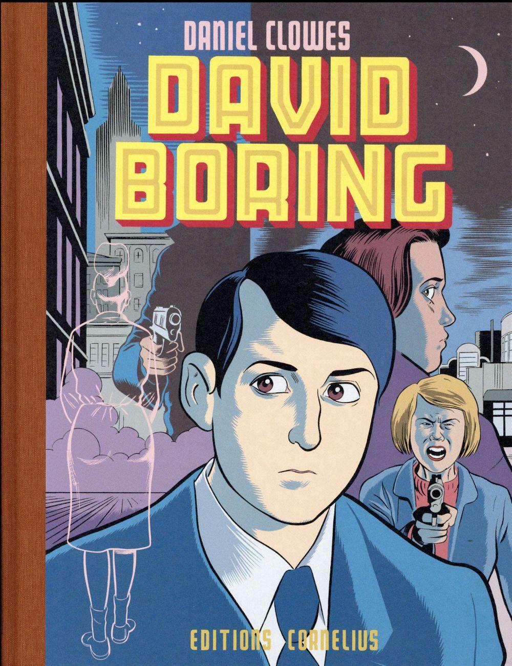 DAVID BORING NED