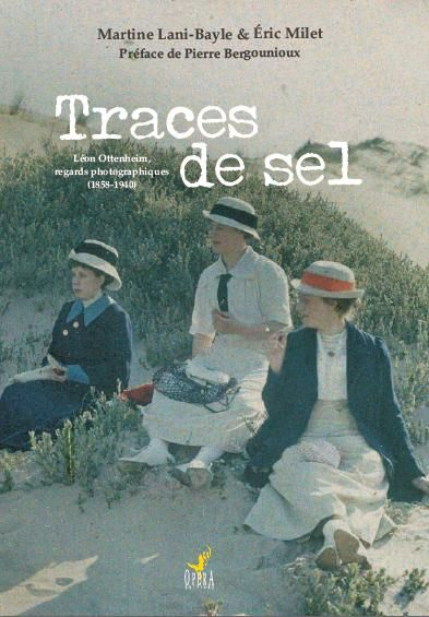 TRACES DE SEL LEON OTTENHEIM (1858-1940) REGARDS PHOTO