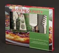 PIZZA ET PASTA 2012 (COFFRET).
