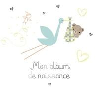 ALBUM DE NAISSANCE GARCON