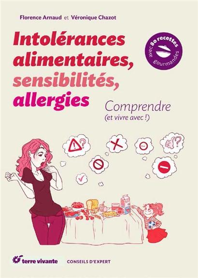 INTOLERANCES ALIMENTAIRES SENSIBILITES ALLERGIES