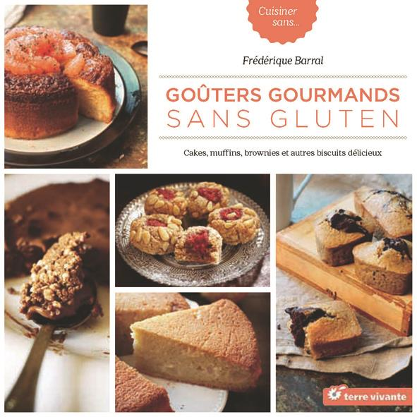 GOUTERS GOURMANDS SANS GLUTEN