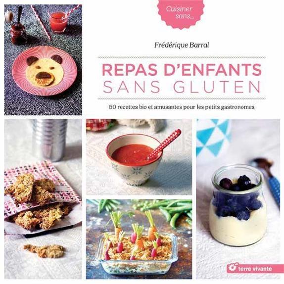 REPAS D'ENFANTS SANS GLUTEN