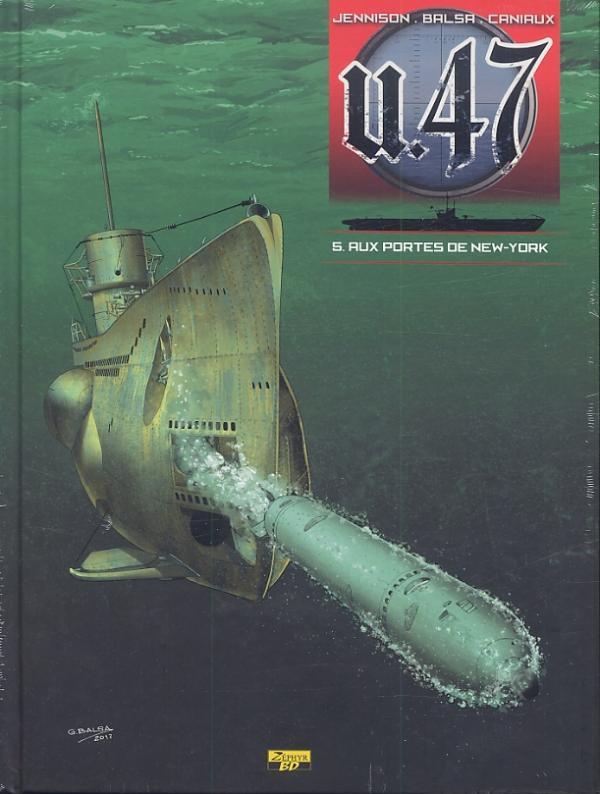 U-47 T05 - EXL DOC - AUX PORTES DE NEW-YORK