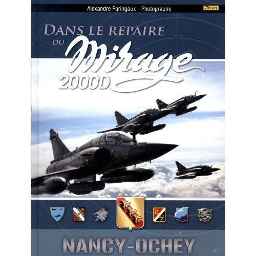 DANS LE REPAIRE DES MIRAGES 2000D