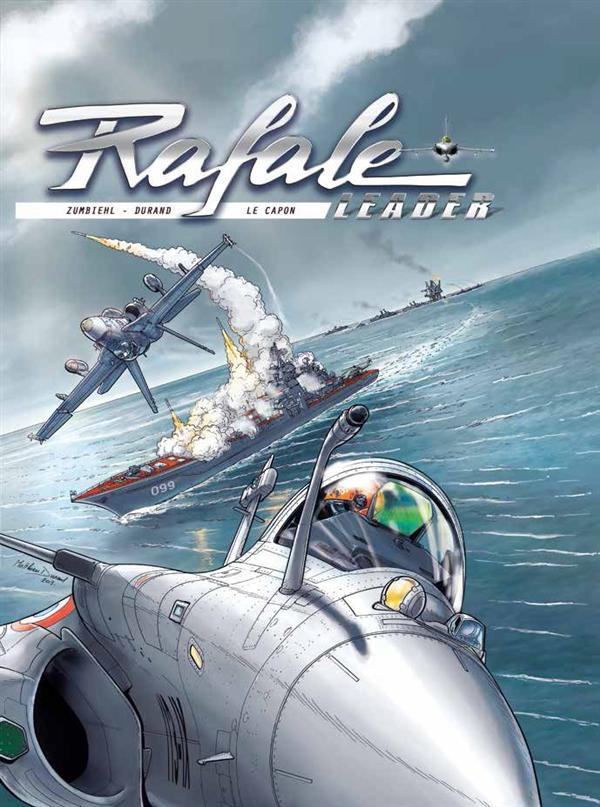 RAFALE LEADER T04 - BD STD - ARCTIKA