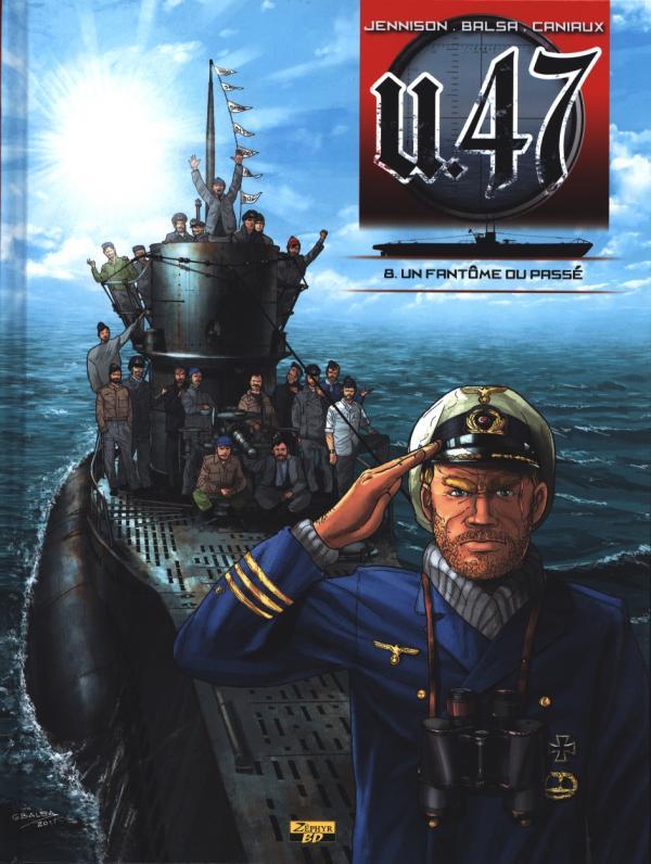 U-47 T08 - BD STD - UN FANTOME DU PASSE