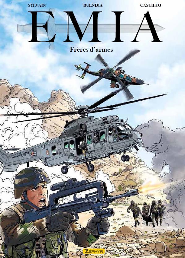 EMIA - TOME 0 - FRERES D'ARMES